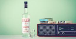 Liquori Gorfer, web design sito internet