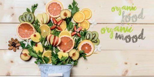 AD99 per OFOM - Organic Food Organic Mood