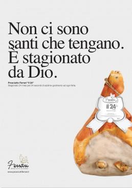 Prosciutti Ferrari affida ad AD99 il progetto di branding