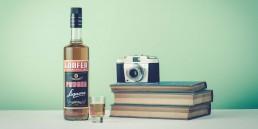 AD99 realizza il sito web di Liquori Gorfer