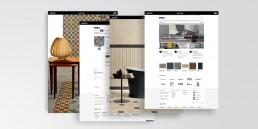 Web Design & Development dello shop online di BHC