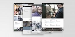 web design sito internet per TISECO