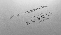 Morà by Busoli Eyewear - strumenti di comunicazione