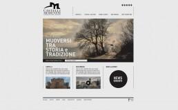 Nuova interfaccia web per Castelli Modenesi