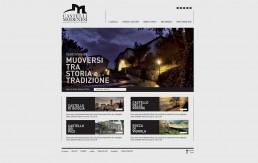 AD99 realizza l'interfaccia web per Castelli Modenesi