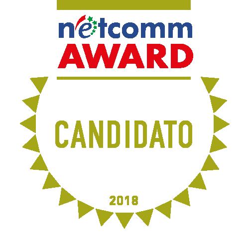 BHC-SHOPONLINE.IT è candidato al NetComm Award 2018 per il premio eccellenza italiana nel commercio elettronico