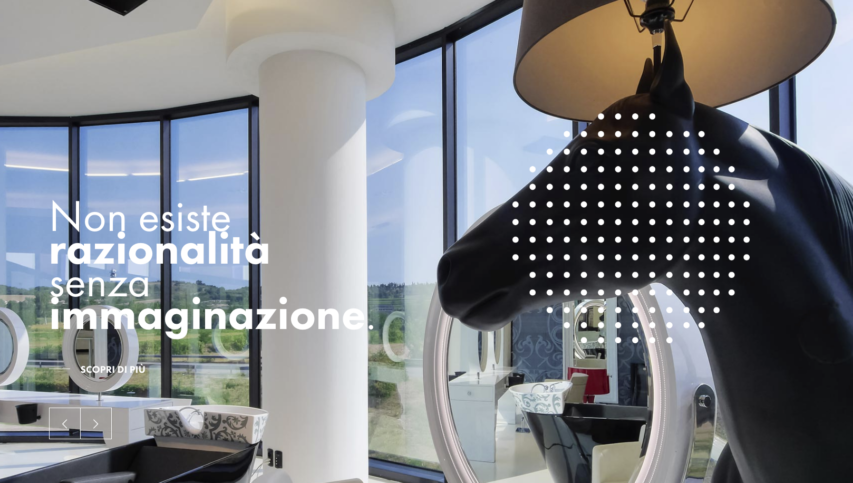 """Truzzi """"passione razionale"""", un esempio di re-branding e ri-posizionamento online e offline"""