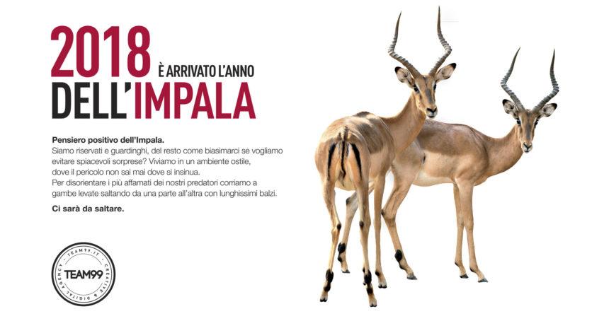 Il 2018 sarà l'anno dell'Impala